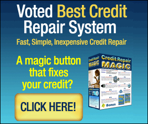 Credit Repair Magic